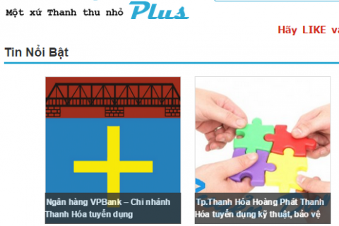 Site Rao vặt Thanhhoaplus.com