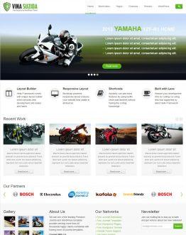 Website giới thiệu sản phẩm