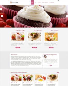JustShop - Theme bán hàng WordPress, website bán hàng