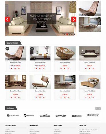 Furniture-Responsive-WooCommerce-Theme