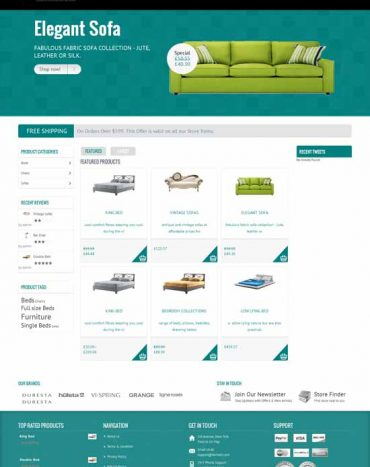 Furniture-Responsive-eCommerce-theme