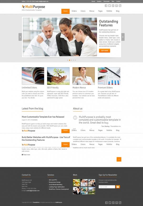 Dịch vụ thiết kế website giới thiệu công ty