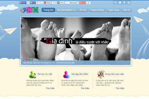 Thiết kế website tin tức tại Thanh Hóa