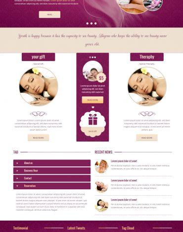 mẫu thiết kế web chuyên nghiệp
