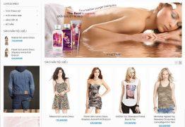 Công ty thiết kế web mỹ phẩm giá rẻ, chuyên nghiệp,uy tín