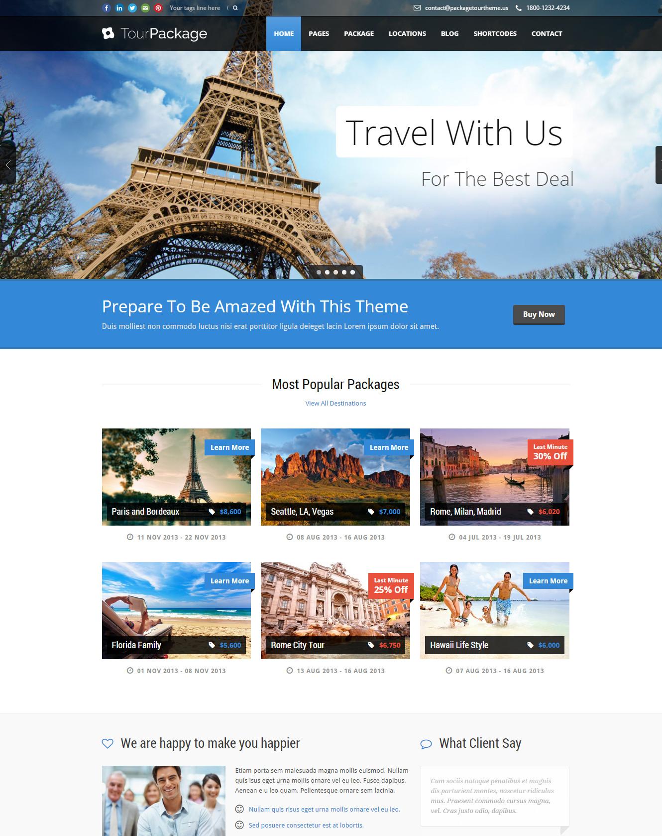Mẫu thiết kế web du lịch chuyên nghiệp, trọn gói, giá rẻ