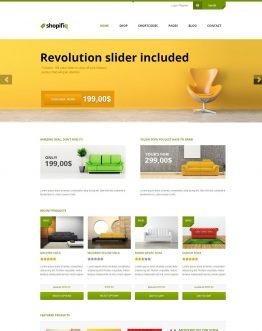 shopifiq, shop bán hàng, theme bán hàng wordpress