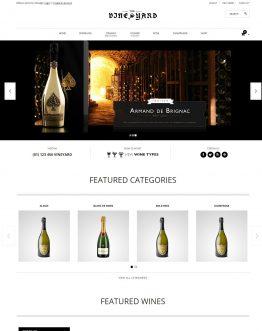 winestore, shop bán rượu, cửa hàng rượu trực tuyến, website bán rượu