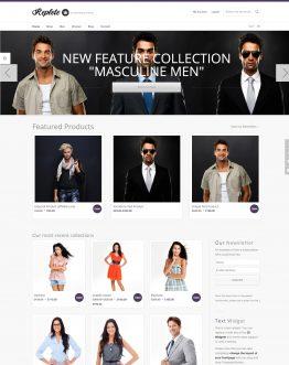 Replete - Theme bán hàng WordPress, website bán hàng online