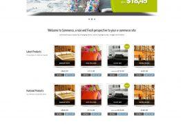 Sommerce - Theme bán hàng WordPress, shop bán hàng online