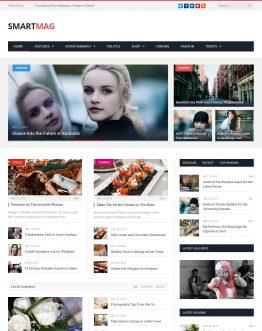 smartmag, website tin tức, website tạp chí, website giới thiệu công ty