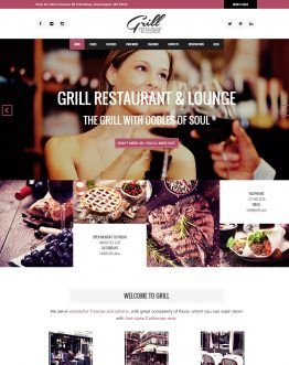 Grill theme