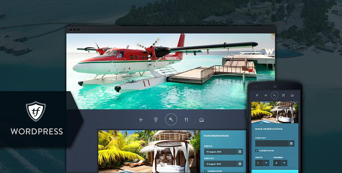 8 tính năng cần thiết để thiết kế web du lịch