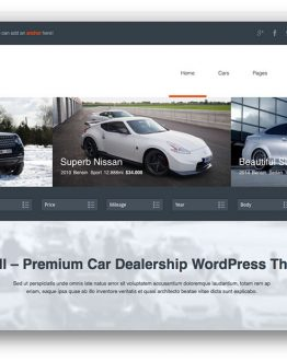 carel-car-dealership-template