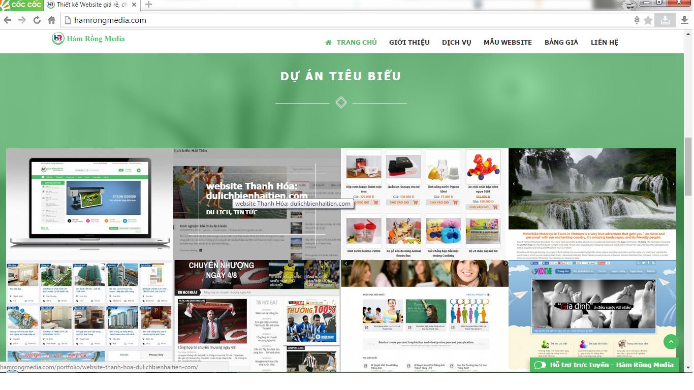 Thiết kế website phẳng (Flat design) – xu hướng hot năm 2015