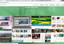 Dich vu thiet ke web gia re tai Ha Noi