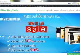 thiết kế website giá rẻ là xu hướng mới bùng nổ