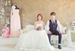 Thiết kế website giá rẻ cho ảnh viện áo cưới mà vẫn hút khách