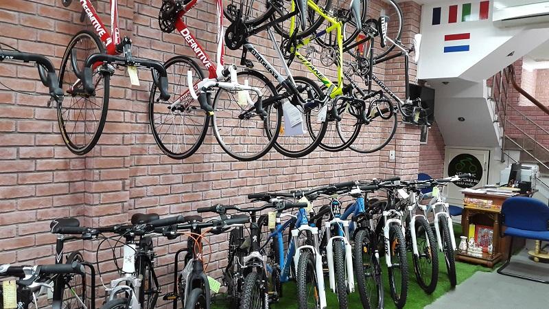 Thiết kế website giá rẻ chuyên nghiệp bán xe đạp