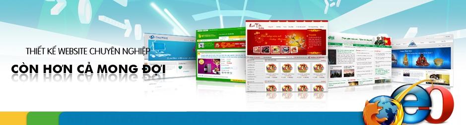 Thiết kế web tại Trà Vinh – Giải pháp kịp thời, hiệu quả