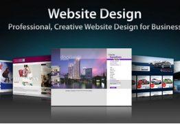 Thiết kế website thương mại điện tử giới thiệu công ty