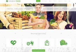 Dịch vụ thiết kế website về ẩm thực giá rẻ, trọn gói