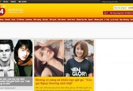 Top 10 website Showbiz Việt được giới trẻ yêu thích nhất