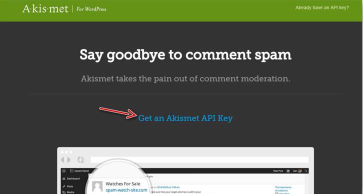 Hướng dẫn cài plugin Akismet để chống spam