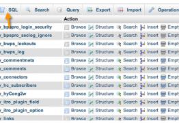 thiết kế web chuyên nghiệp bằng cách xóa dữ liệu thừa trong database