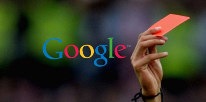Cách kiểm tra web có bị google phạt Không?