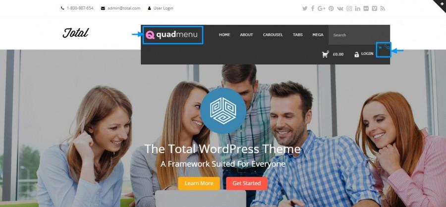 Thiết kế web chuyên nghiệp tại Quảng Ngãi